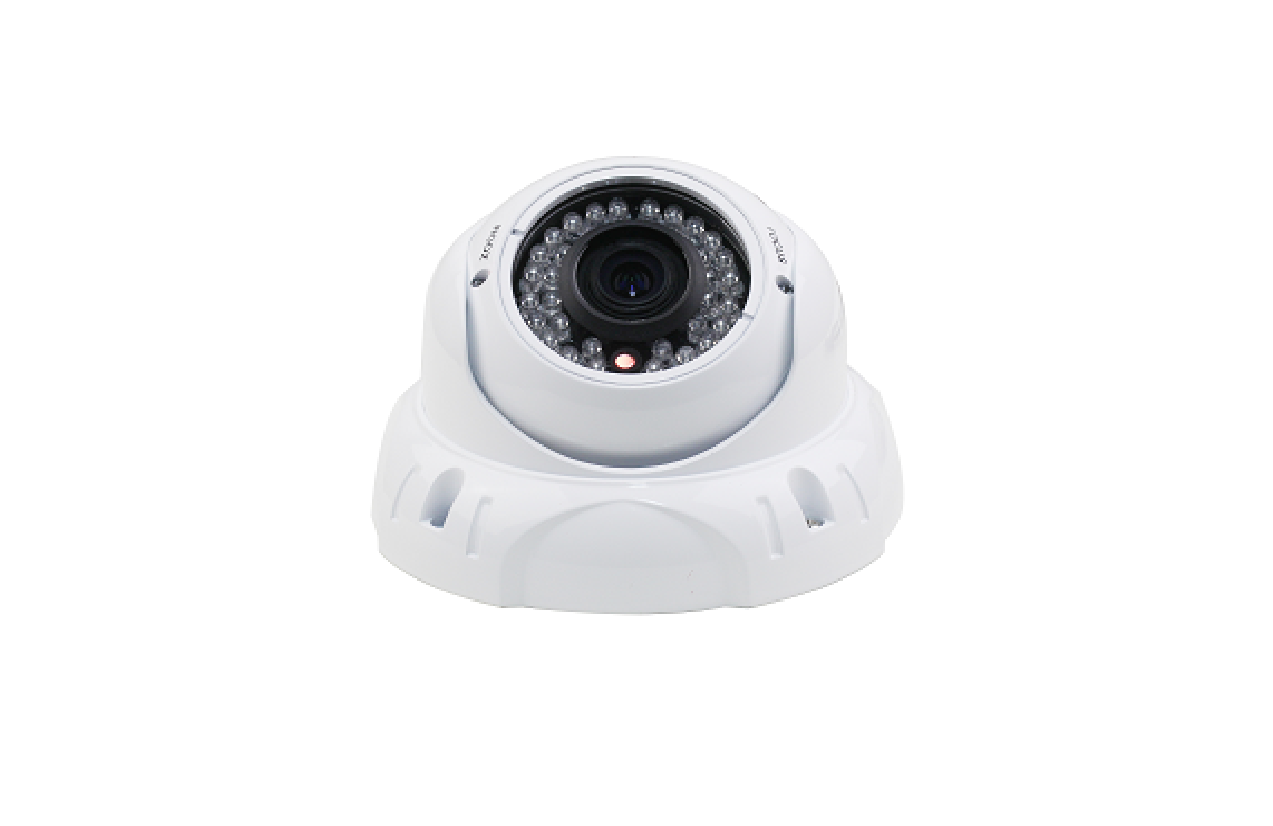 Camera color IP 1/3 cu POE