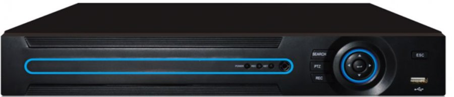 NVR Stand Alone, compresie H.264, 16 canale, 1080P@ 25fps, 3G/ WIFI, ONVIF, cloud (P2P)