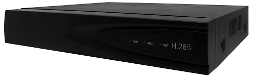 NVR Stand Alone, compresie H.265+, 16 canale, 4K @ 25fps, 3G/ WIFI, ONVIF, cloud (P2P)